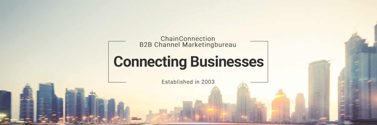 ChainConnection B2B Channel Marketing Bureau Header