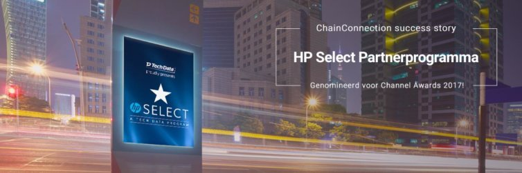 HP | Select Partnerprogramma