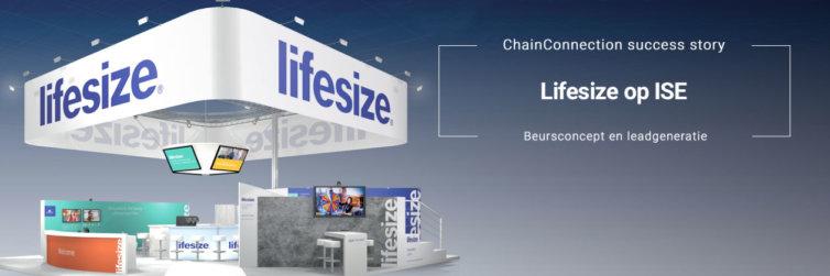 Lifesize | Beursconcept en leadgeneratie