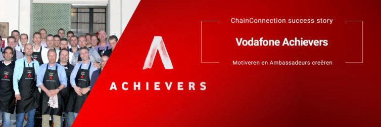 Vodafone | Achievers Campagne