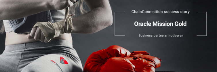 Oracle Benelux | Mission Gold Campagne